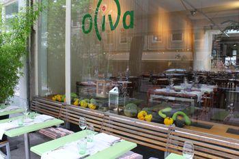 Oliva [Oliva & Gusto - Restaurant Oliva en Trattoria Gusto] Excellent Italian food in Rotterdam NL