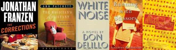 Top 10 Novels About Dysfunctional Families Part 1