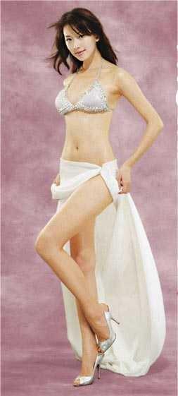 Lin Chi-ling, Taiwanese model