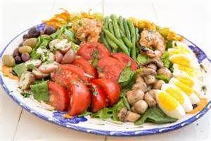 Le Chef Pierre D'Iberville: Les salades (Salade Niçoise)