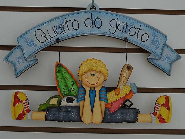 Quarto do Garoto by POIESIS - Mogi das Cruzes, via Flickr