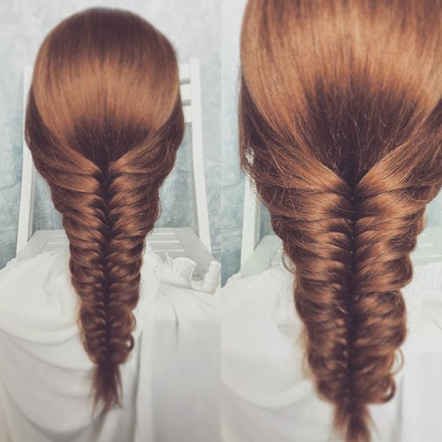 #365daysofbraids #day11 #wyzwanie #warkocze #warkocz #kłos #braidchallenge #fryzura #dlugiewlosy #braidideas #fishtailbraid #longhair #instahair #hairoftheday #instabraids #hotbraids #hairblog #hairstylist #braidphotos #hairstyle