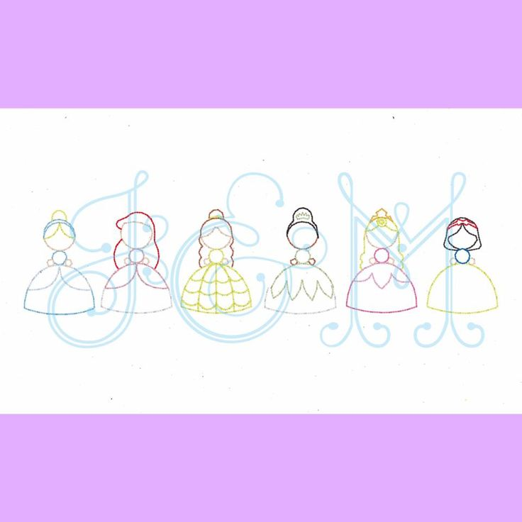 58 Best Characters Images On Pinterest Machine Embroidery Designs