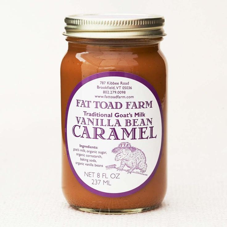 Vanilla Bean Goat Caramel 2 Pk