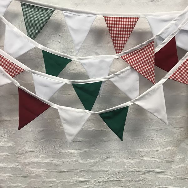 Red, green and white - Italy
