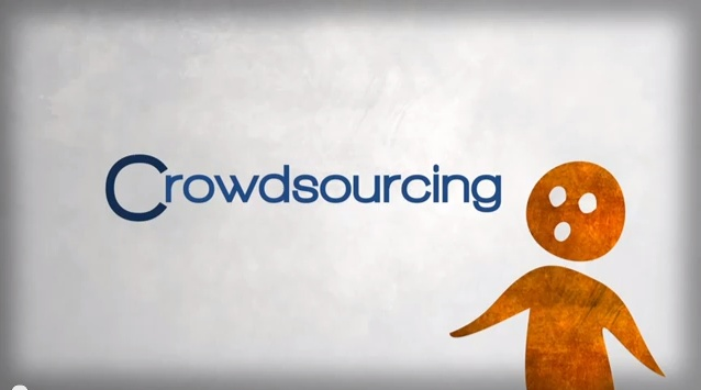 Crowdsourcing and Crowdfunding Explained - The four different ways Crowdsourcing works and the five different categories of things you can do with crowdsourcing.