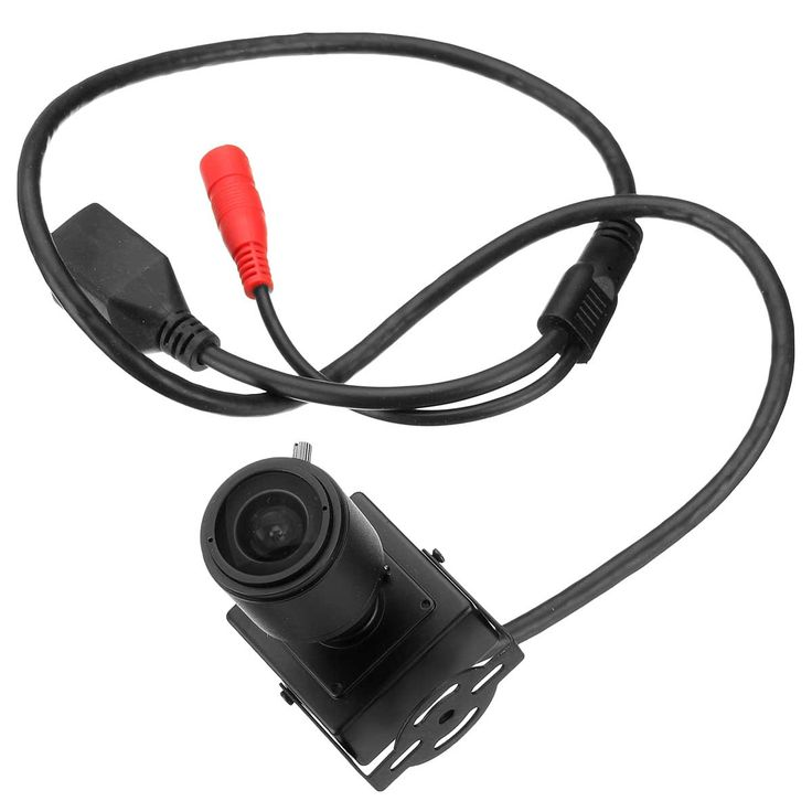 720P 1.0MP Mini IP Camera 2.8-12mm Manual Varifocal Zoom Lens P2P with Bracket Network Camera Support ONVIF 2.0