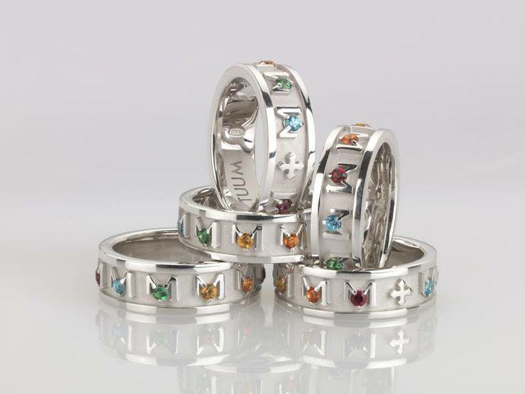 DECEM l'anello rosario di #TUUM...un marchio in vendita nella gioielleria Pisani Galleria la Maschera Scandicci http://www.pisanigioielleria.com/