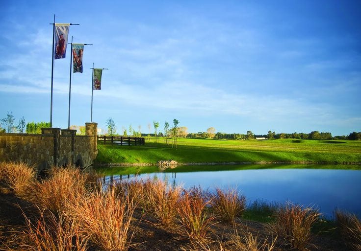 Pegasus Golf Course and Town