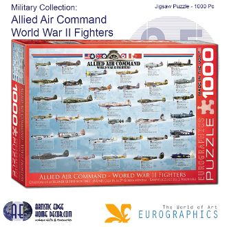 Military Collection - Allied Air Command WWII Fighter