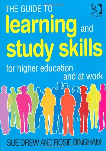 46 best study learning skills images on pinterest learning the guide to learning and study skills for higher education and at work sue fandeluxe Choice Image