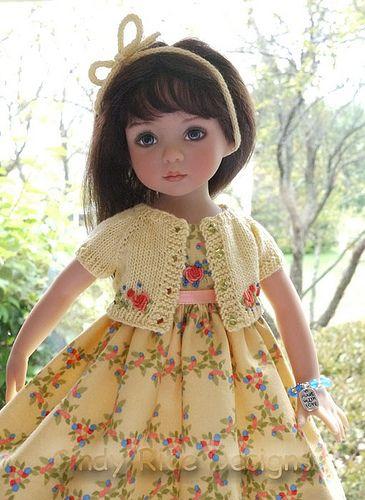 Golden Summertime - she almost looks real.
