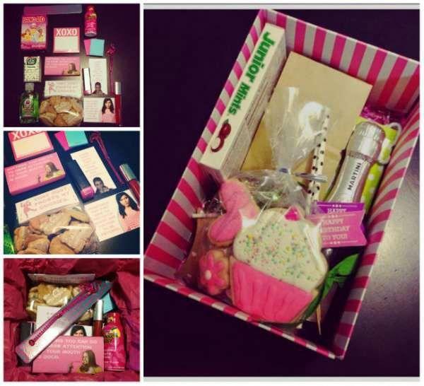 Kit Cadeau D Anniversaire Pour Votre Meilleure Amie 15 Kits Et Coffrets Cadeaux à Compos Idée De Cadeau Pour Une Amie Cadeau Meilleure Amie Cadeau Pour Mariés