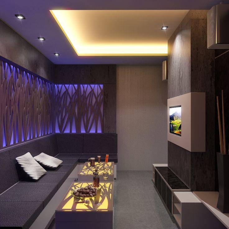 19 best interior karaoke room images on pinterest for Design room karaoke
