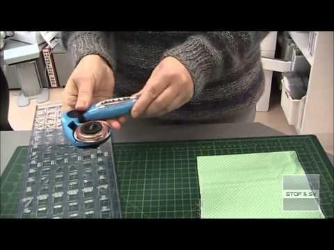 TrueCut skærehjul er både ergonomisk og let at bruge