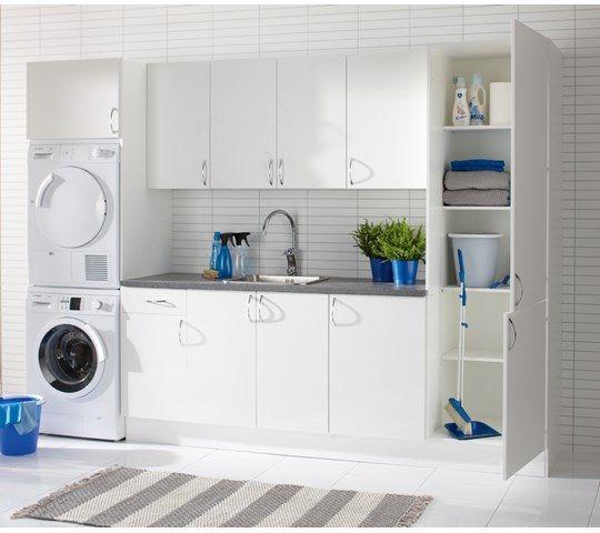 Vaskerom – inspirasjon og smarte løsninger | Nr14 Interiørhjelp