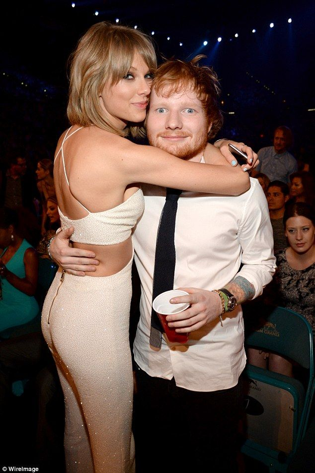Best friends: Ed Sheeran is in Australia at the moment, though the 24-year-old British sin...