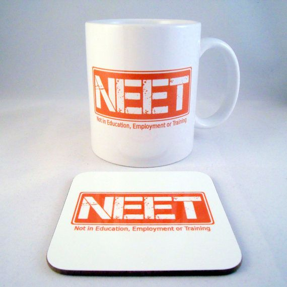 NEET  Not in Education Employment or Training by PurplePandaPrints