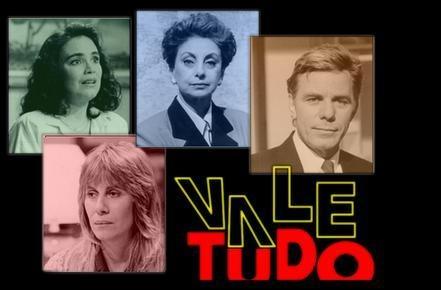 Cliptomania: Novela Vale Tudo (1988) -