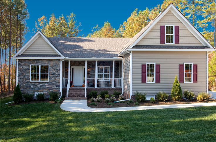 Finer homes located in chesterfieldvathe savannah ranch