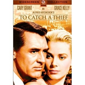 To Catch a Thief - Cary Grant and Grace Kelly
