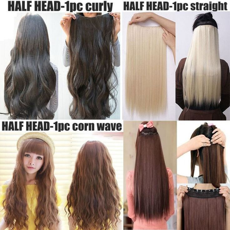 Best 25 wavy hair extensions ideas on pinterest balayage long straightcurlywavy hair extensions clip in hair extensions 5clips 50 color pmusecretfo Choice Image