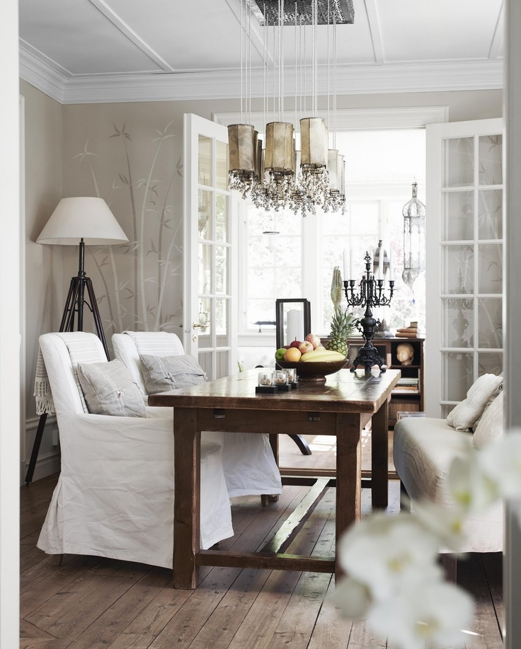 25 Beautiful Neutral Dining Room Designs: Neutrals & Wabi Sabi Images On Pinterest