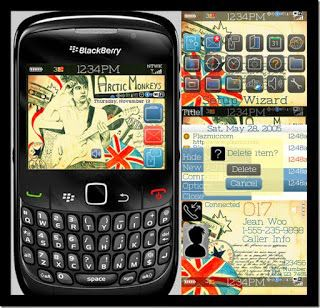 Free Download Tema Arctic Monkeys (8520/8530/9300 OS5) | Trisz Lee .WordPress.com