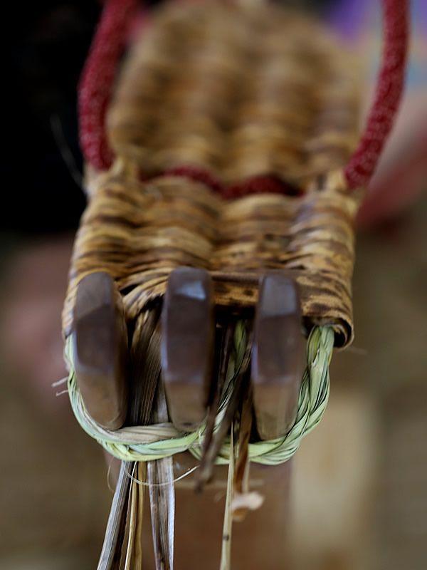 1a6817fe4ad4c2 竹皮健康草履(ぞうり)女性用 23.5cm   Bamboo craftsman/bamboo ...