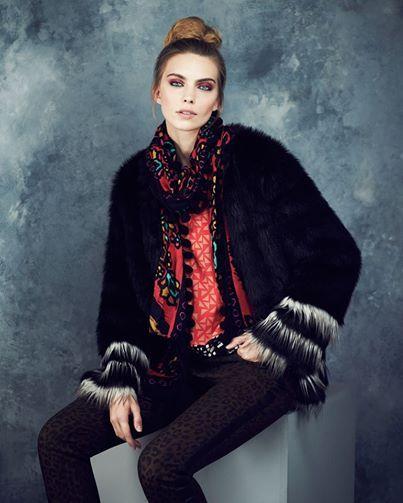 Hayvan desenli pantolonlar ve kürklü ceketler #CarrefoursaKarsiyakaAVM Marks & Spencer'da! #winter #fashion #shopping