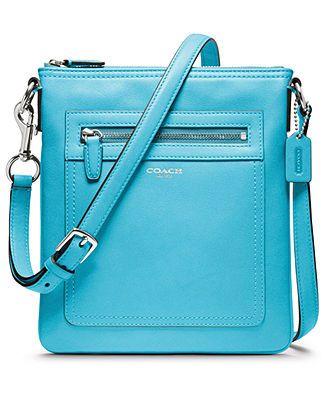COACH LEGACY LEATHER SWINGPACK - Handbags & Accessories - Macys