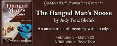 Archaeolibrarian - I dig good books!: NBTM & #GIVEAWAY - The Hanged Man's Noose: A Glass...