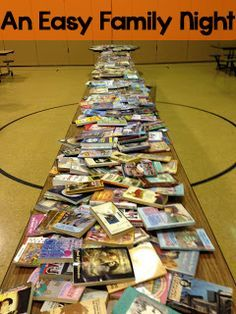 Tuesday was our annual Bingo for Books event. I posted about it on my Facebook page and had several questions about it, so I wanted to elaborate here. It's surprisingly simple and so much fun. At our school, Bingo for Books started as a fourth grade event, then it moved to third grade, and is …