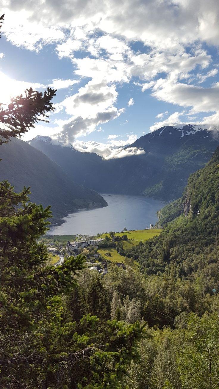 Geiranger,Norway