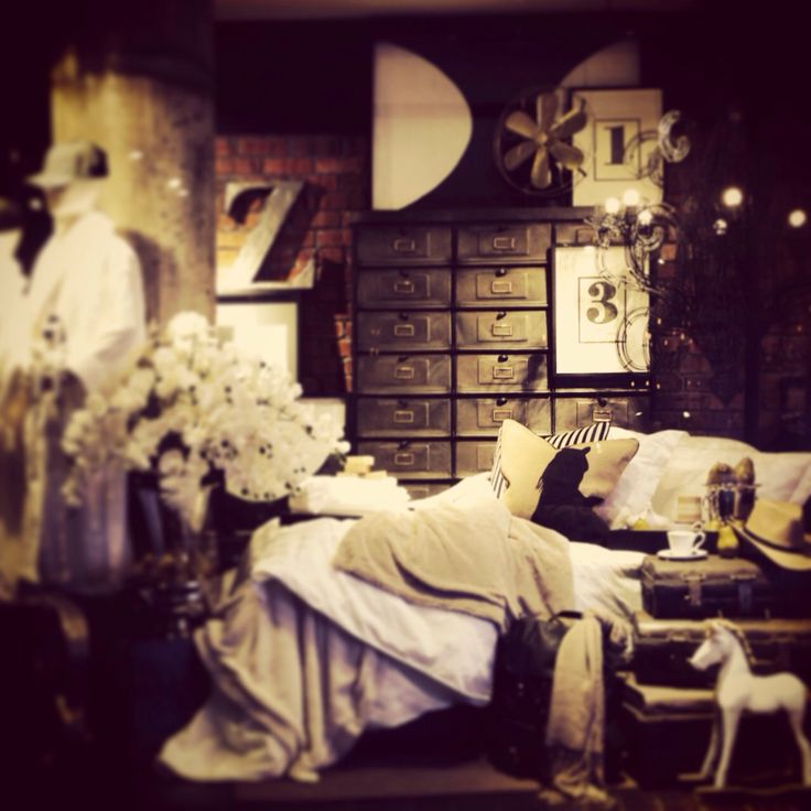 And you thought your room was messy? Try our Window Display at M Boutique Ipoh!