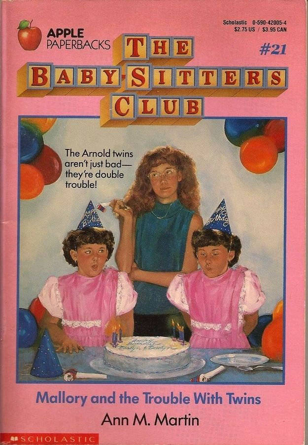 The Definitive Ranking Of All 131 Baby-Sitter's Club Cover Outfits