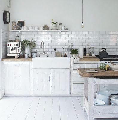 Die 15 besten Bilder zu Kitchens auf Pinterest Küchen - küche farben ideen