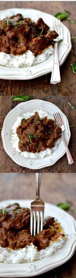 Beef Rendang -  I came across this article which I think can be really helpful. Chef Verdi of uk.pinterest.com/...