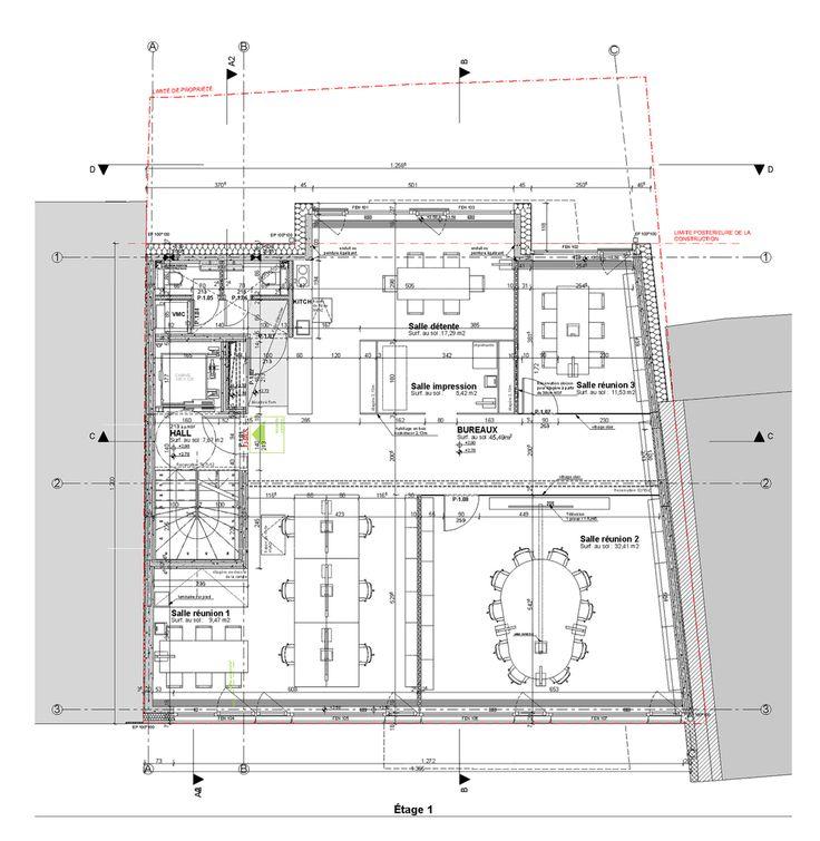 Gallery of Burnt Wood Office / STEINMETZDEMEYER - 16
