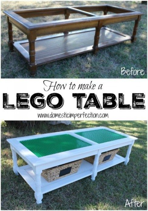 25 Unique Diy Lego Table Ideas On Pinterest
