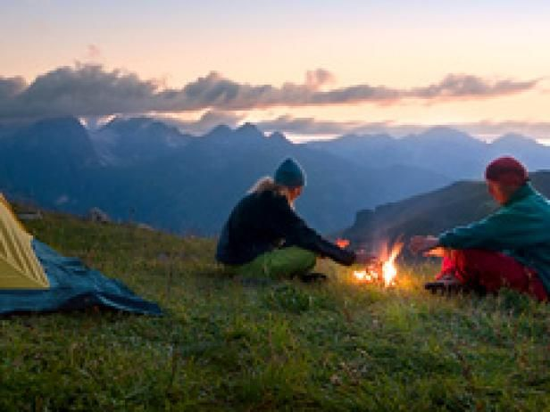 Going camping? Travel Channel has camping tips to help you stay safe in the great outdoors.