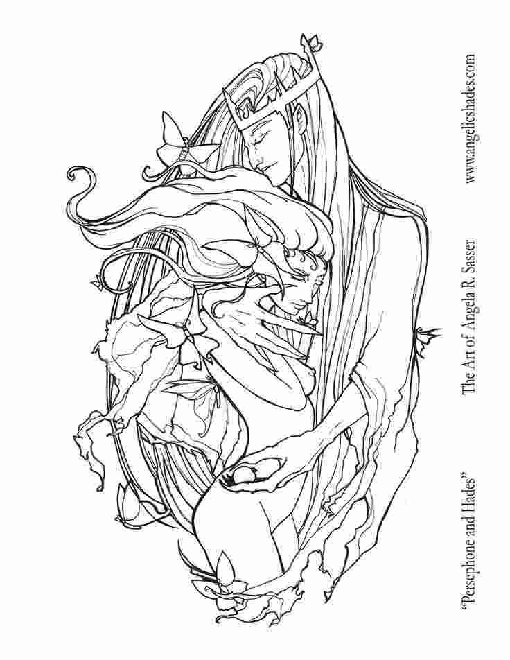 Coloring Pages Greek Gods Coloring Pages Hades Disney New 99