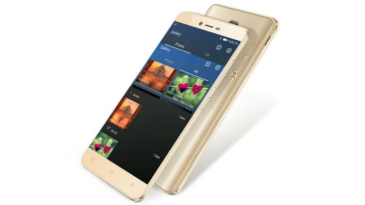 """Gionee P7 is a sleek 4G LTE smartphone performs on OS Android 6.0 with 5"""" HD IPS display, 2GB RAM, 16GB ROM, expandable to 256GB.know more @ imastudent.com"""