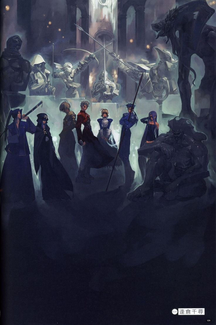 Tags: Fate/stay night, Rider (Fate/stay night), Saber (Fate/stay night)…