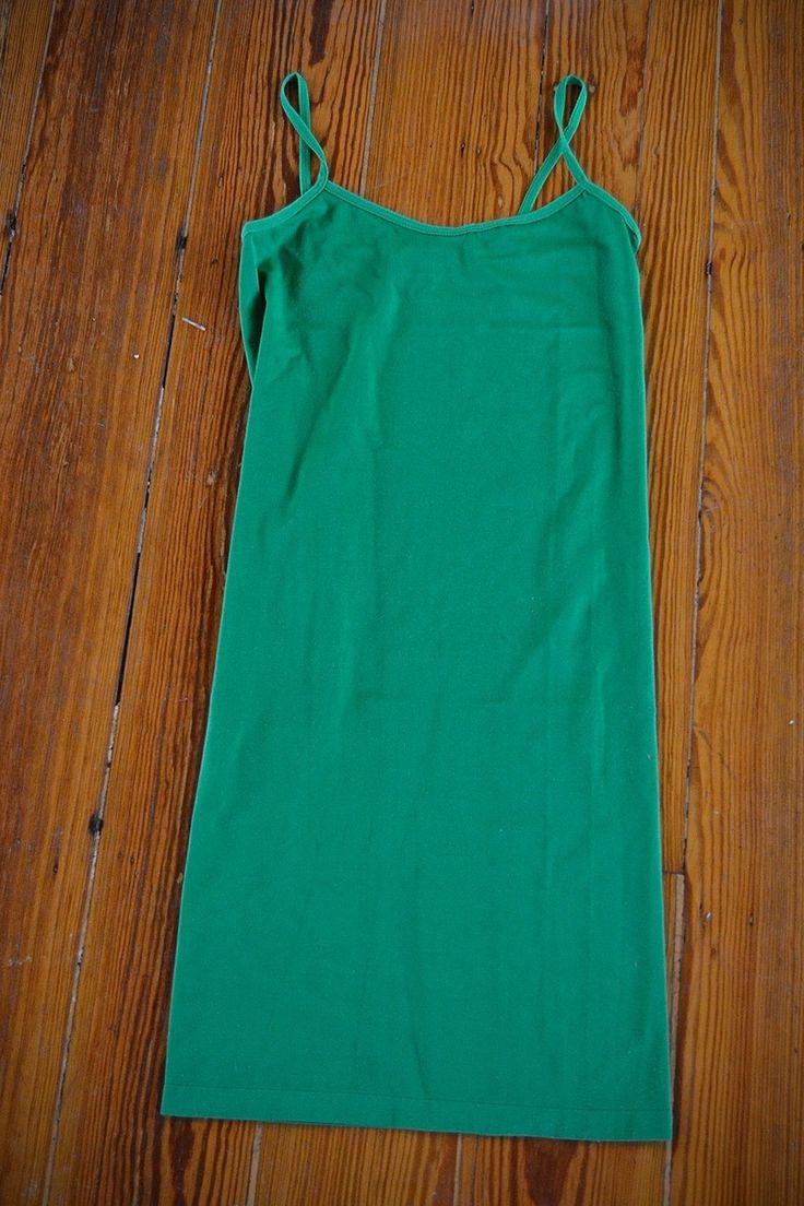 Kelly Green Cami Dress