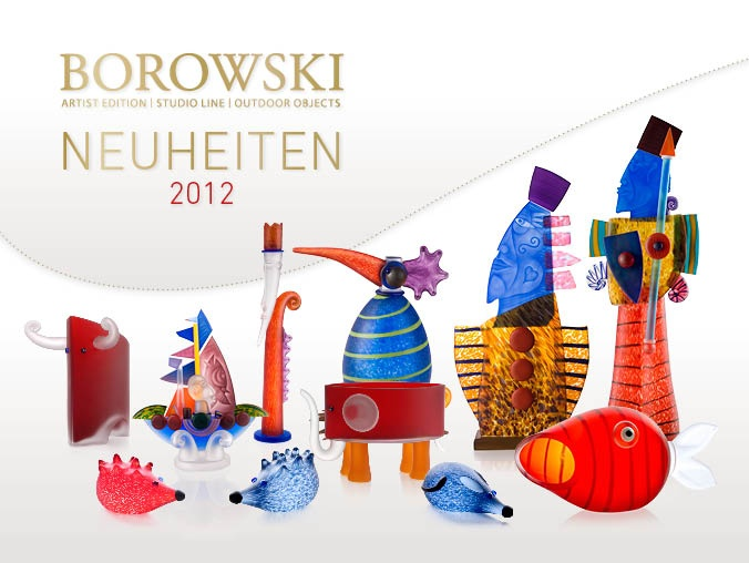 Fabelaaktige fabeldyr fra Borowski - Fantastiske produkter som her lekre og en nytelse å se på.