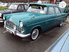 Ford Zephyr Mark II Saloon '50 - '72