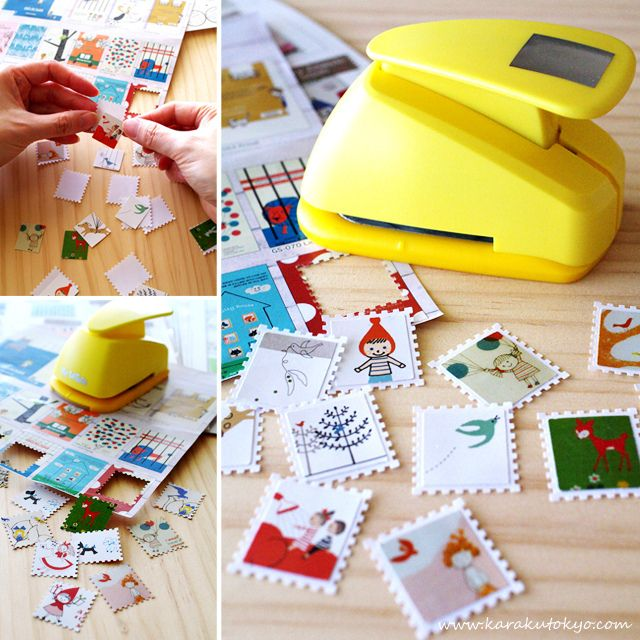 75 best paper punch images on pinterest creativity for Where to buy contact paper for crafts
