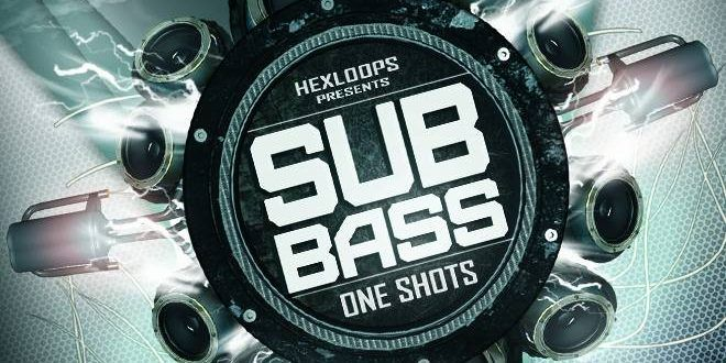 Sub Bass 808 Bass Sample Pack Released by Hex Loops | ProducerSpot