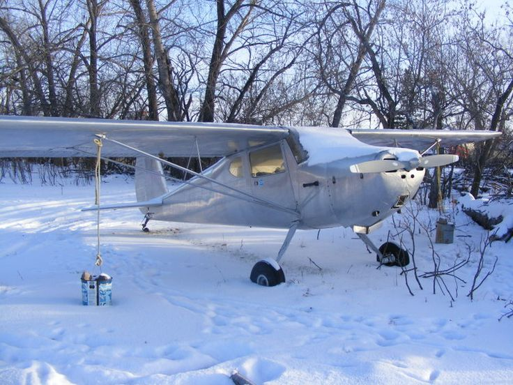 1947 Cessna 140 Taildragger for sale Spiritwood SK